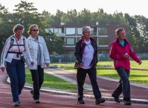 Sportief wandelen