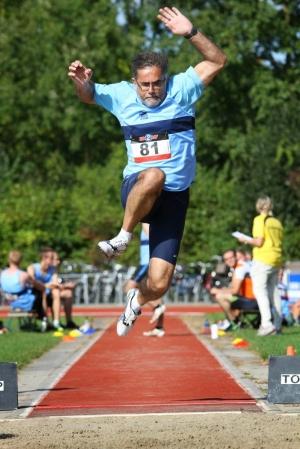 Masters atletiek AV Zuidwal